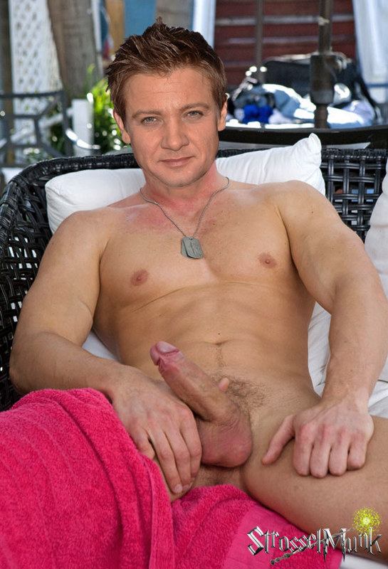 from Michael jeremy renner gay